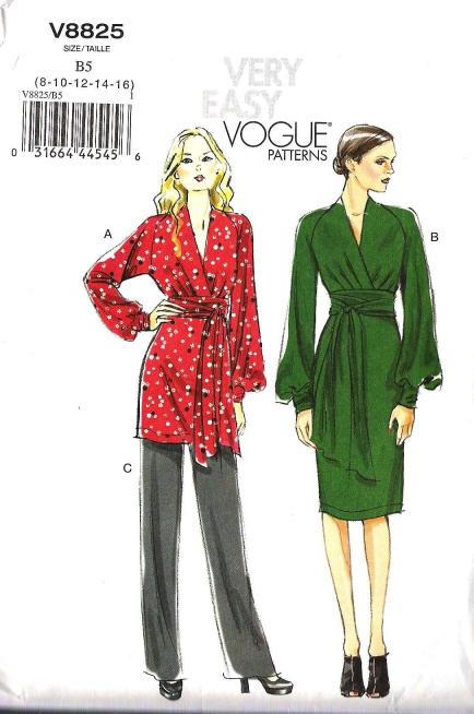 Vogue 8825