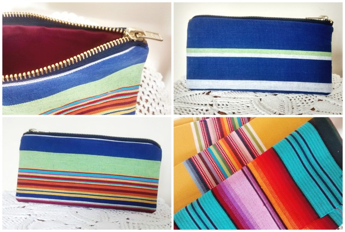 Stripe Purse