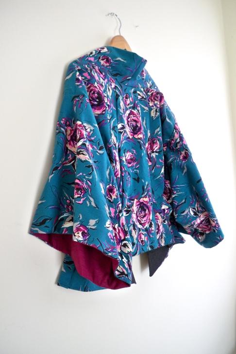 McQueen Showstudio Kimono Jacket