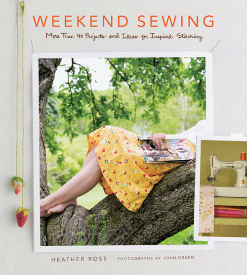 Weekend sewing book png