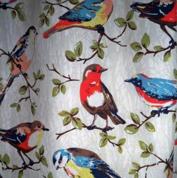 Cath Kidston bird print