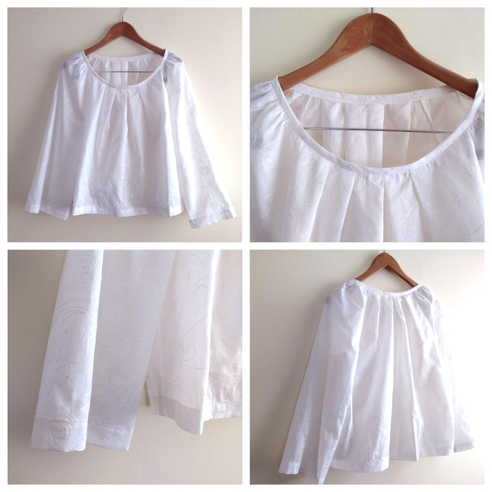 White top Simplicity 1315